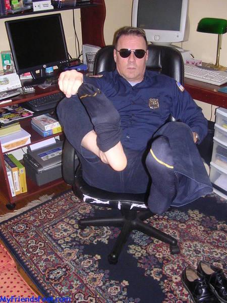 Randy U0026 39 S Cop Uniform