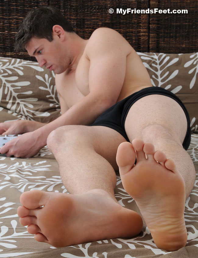 Male Foot Fetish Stories 62
