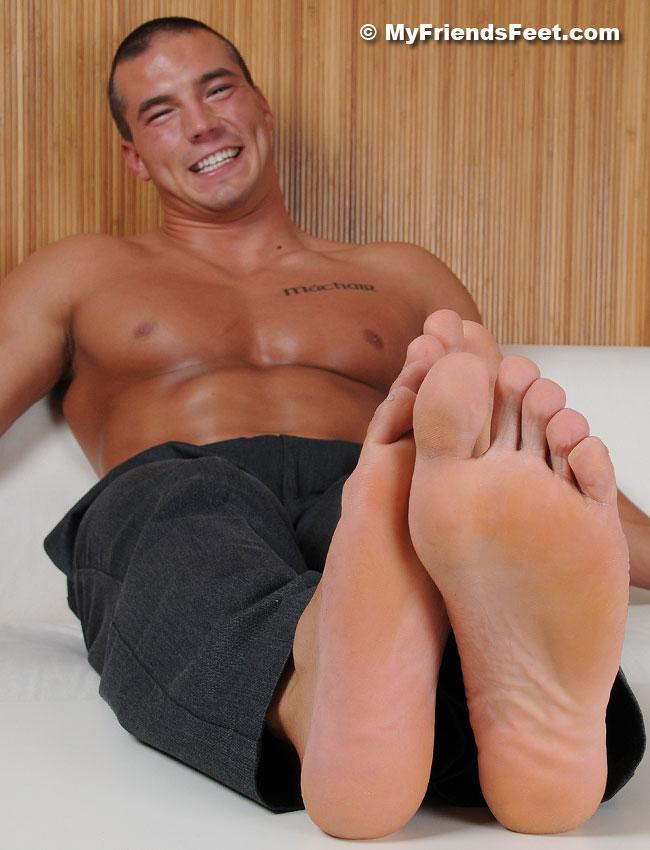 from Kingston gay men feet stories