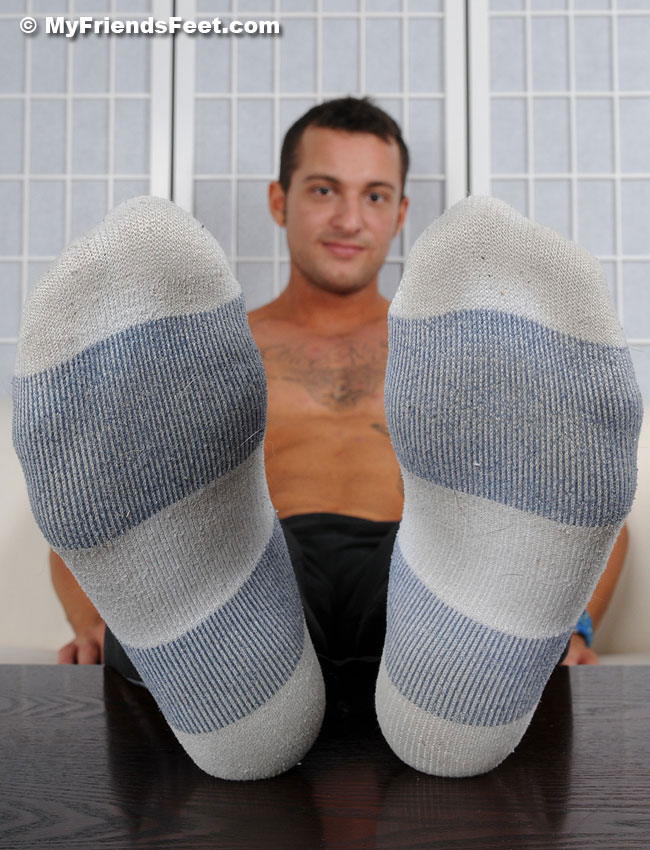 My Friends Feet Neds Socks Bare Feet Worship