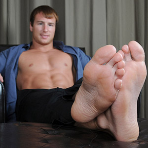 gay foot worship